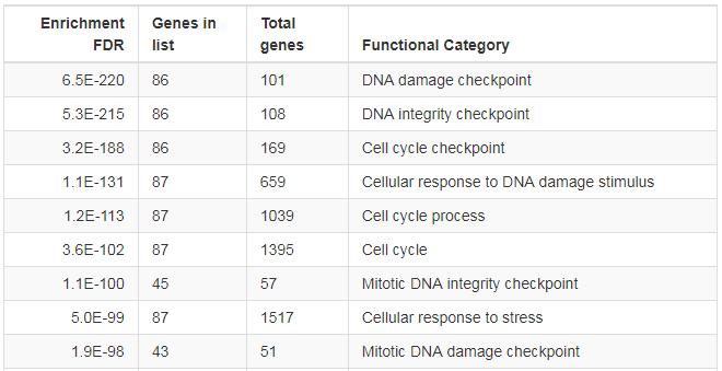 ShinyGO v0 60: Gene Ontology Enrichment Analysis + more